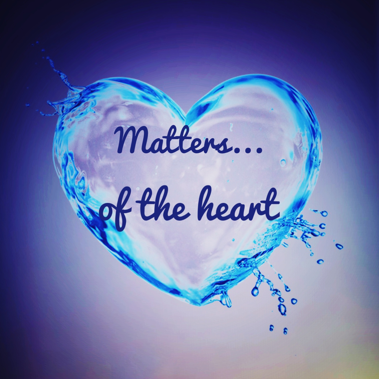 Matters for the heart